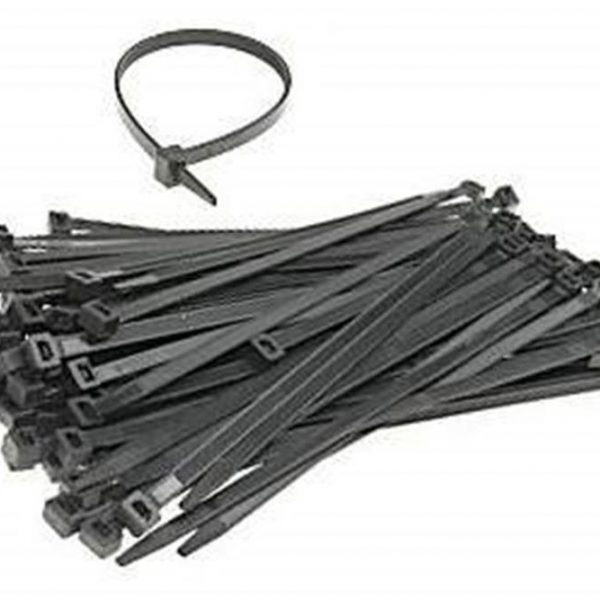 opaska kablowa czarna